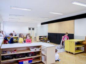 Interior In Kindergarten Nr 42 Kwiaty Polskie By Atelier Starzak Strebicki 4