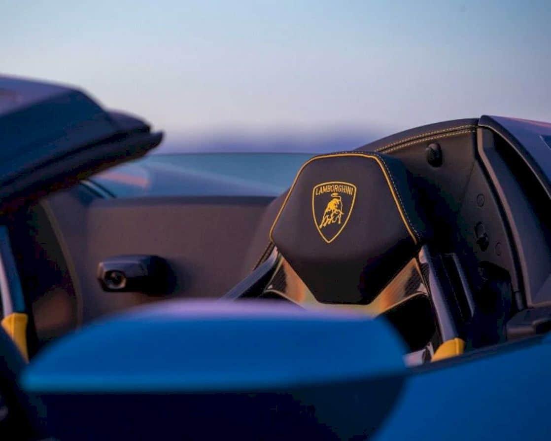 Lamborghini Huracán Evo Rwd Spyder 4