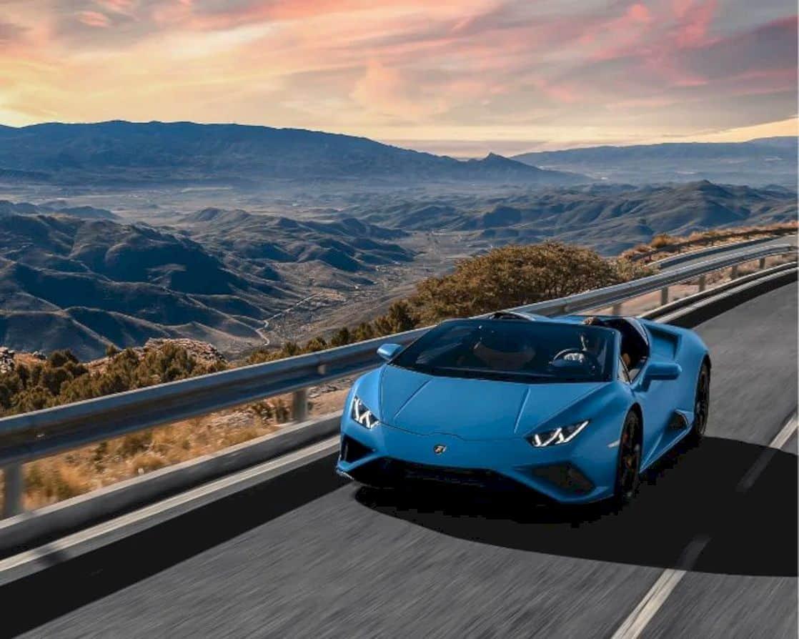 Lamborghini Huracán Evo Rwd Spyder 7