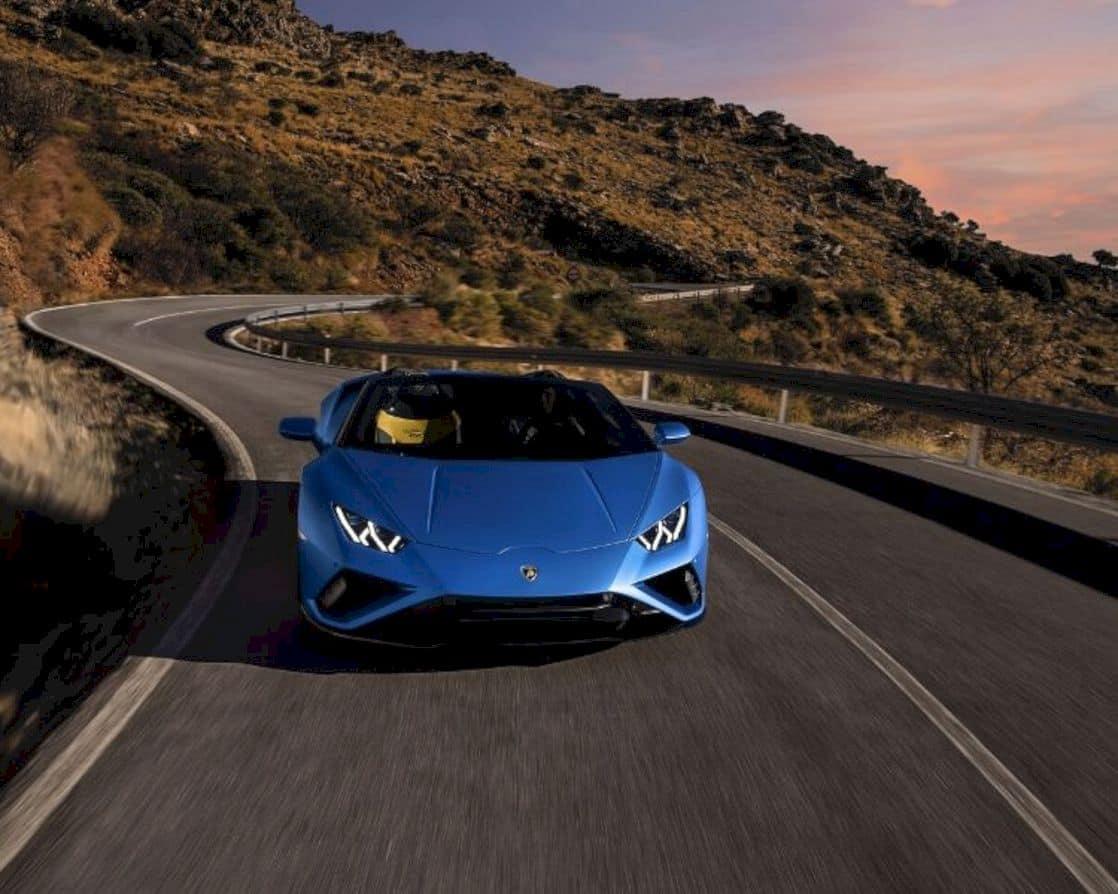 Lamborghini Huracán Evo Rwd Spyder 8