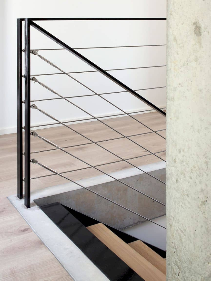 Maisons à Pontaillac By Atelier 6 Architecture 1
