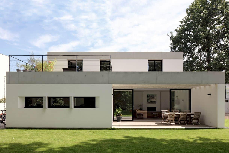 Maisons à Pontaillac By Atelier 6 Architecture 6