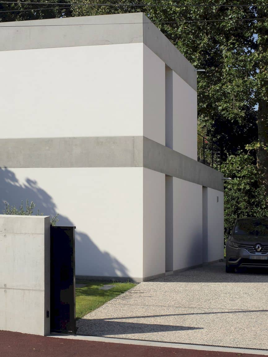 Maisons à Pontaillac By Atelier 6 Architecture 7