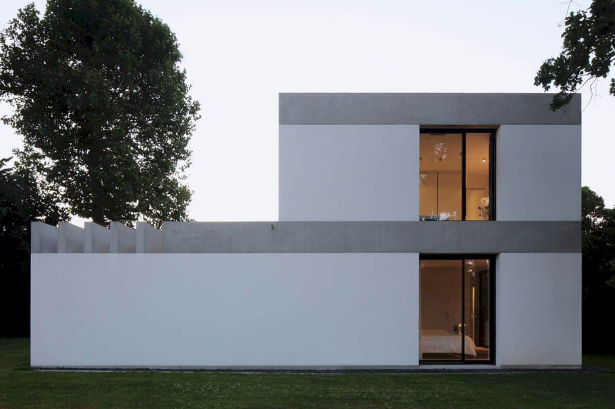 Maisons à Pontaillac By Atelier 6 Architecture 8