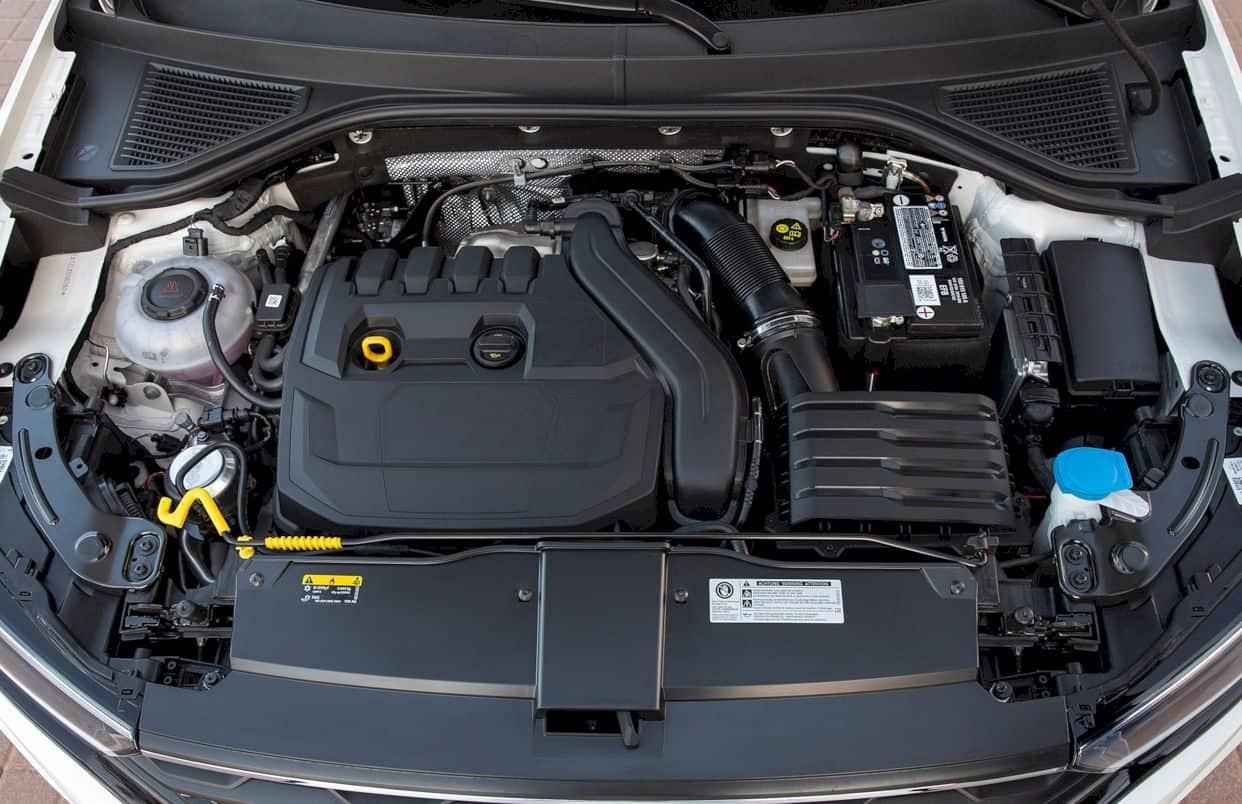 Volkswagen T Roc Cabriolet 4
