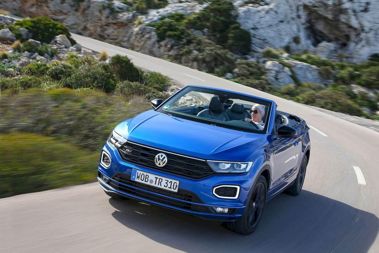 Volkswagen T Roc Cabriolet 6