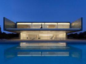 Aluminum House By Fran Silvestre Arquitectos 10