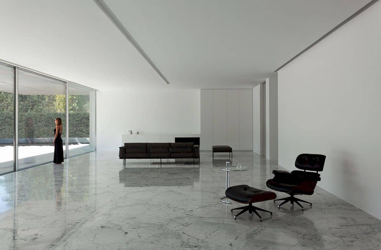 Aluminum House By Fran Silvestre Arquitectos 4