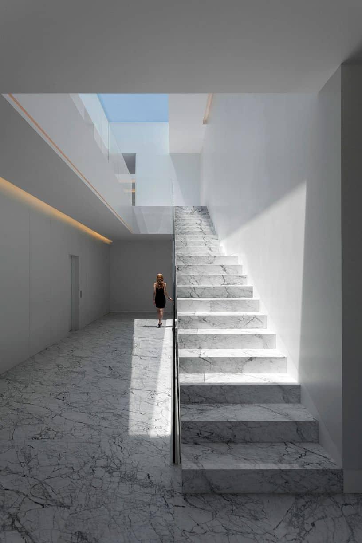 Aluminum House By Fran Silvestre Arquitectos 5