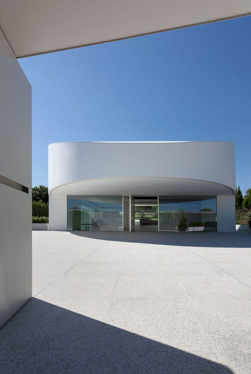 Balint House By Fran Silvestre Arquitectos 5