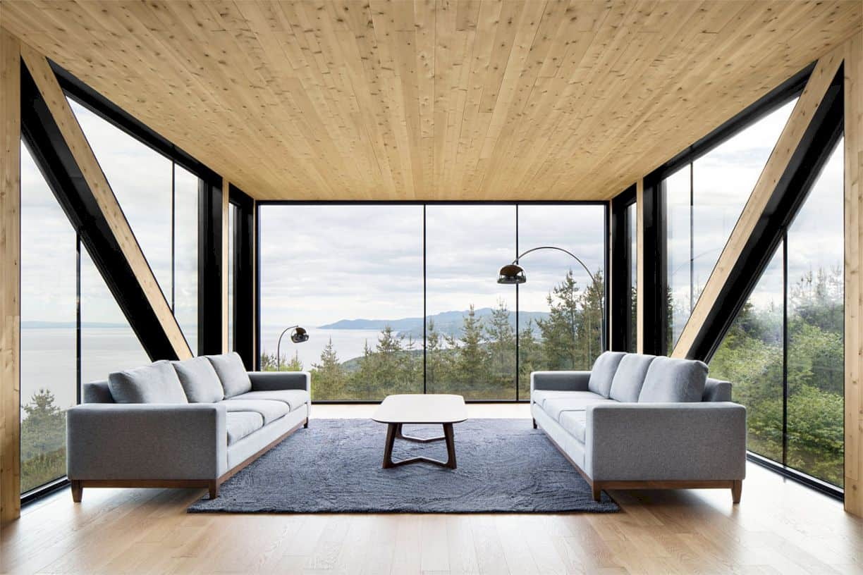 Chalet Blanche By Acdf Architecture 6