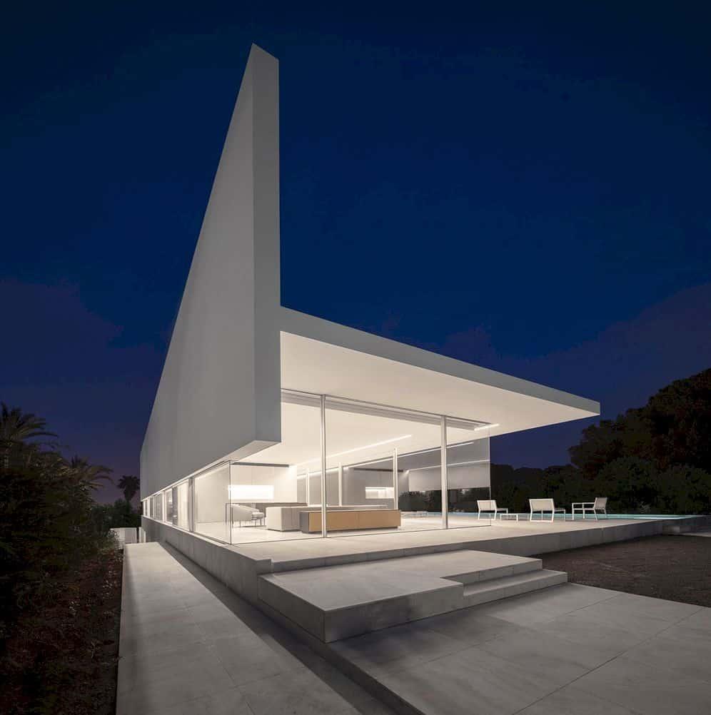 Hofmann House By Fran Silvestre Arquitectos 2