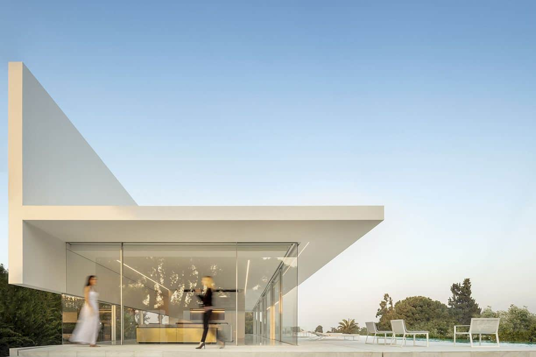 Hofmann House By Fran Silvestre Arquitectos 5