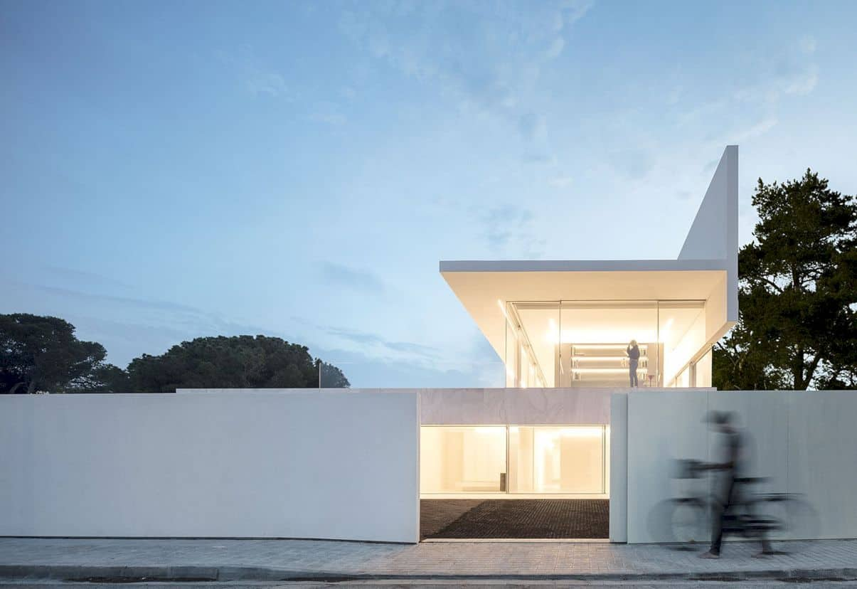 Hofmann House By Fran Silvestre Arquitectos 7