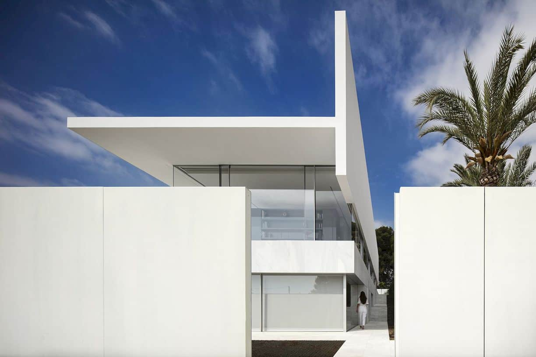 Hofmann House By Fran Silvestre Arquitectos 9