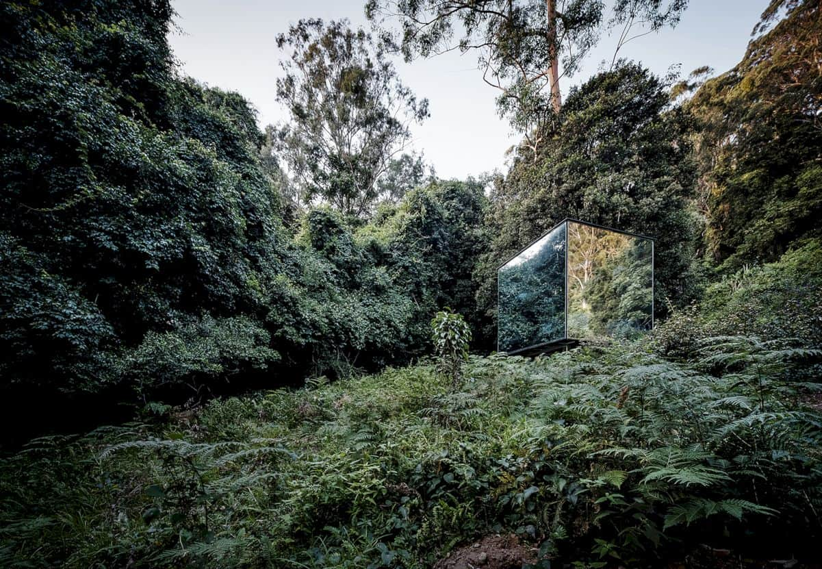 Kangaroo Valley Outhouse By Madeleine Blanchfield Architects 8