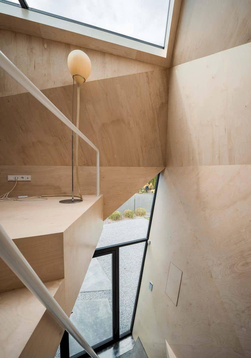 Origami House By Medusa Group 1