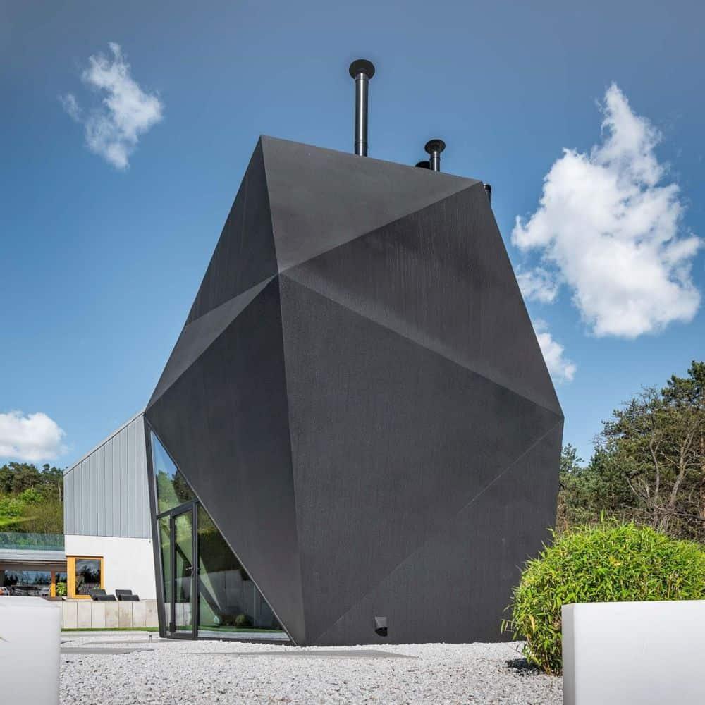 Origami House By Medusa Group 2