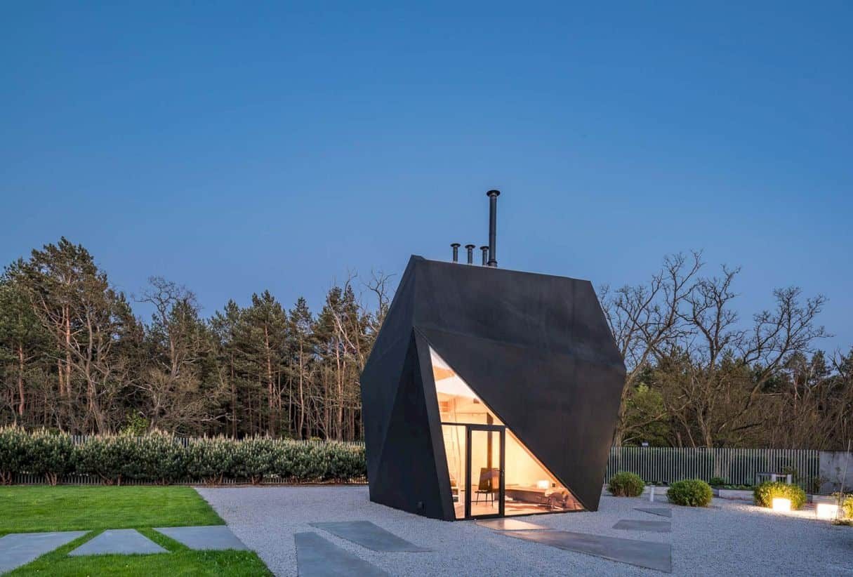 Origami House By Medusa Group 5