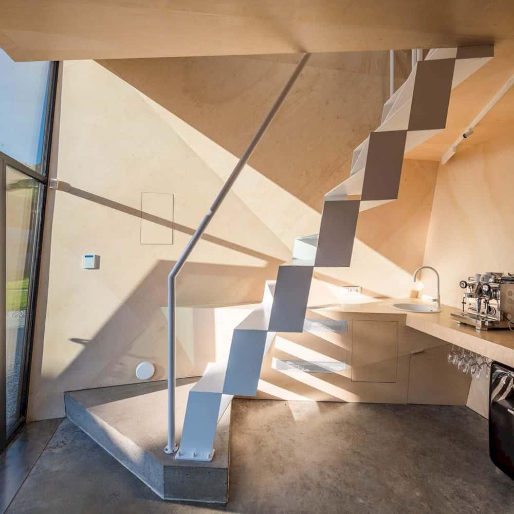 Origami House By Medusa Group 6