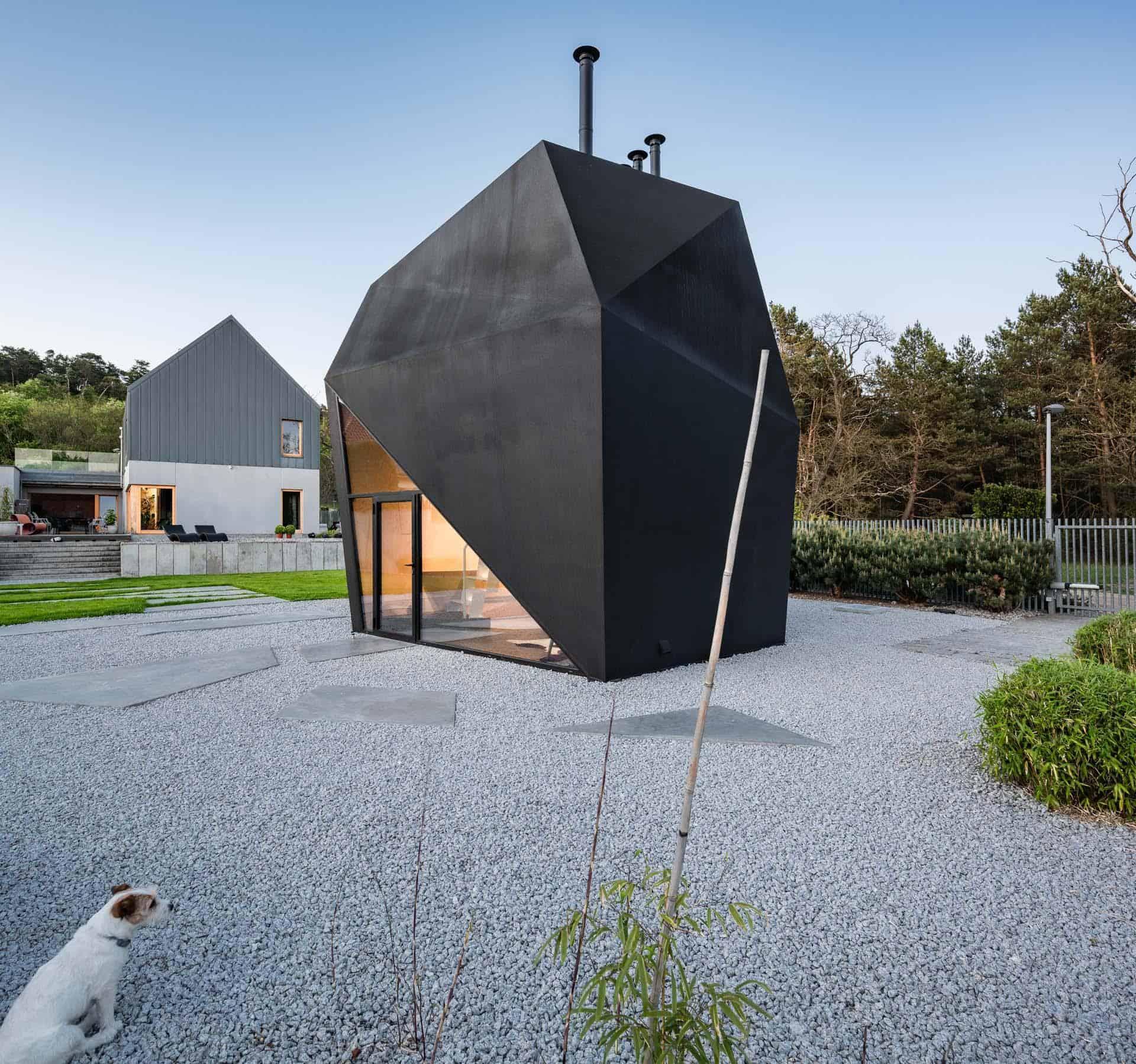 Origami House By Medusa Group 7