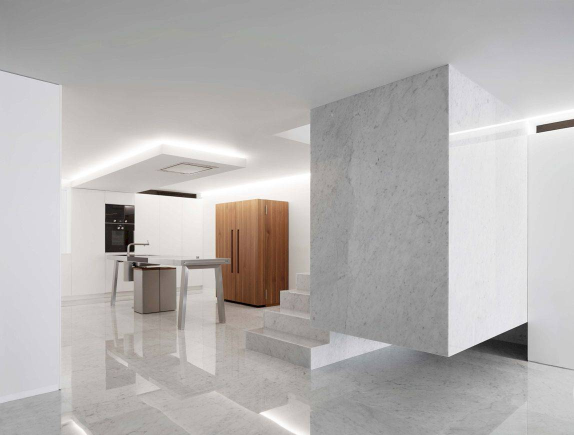 Penthouse In Costa Blanca By Fran Silvestre Arquitectos 6