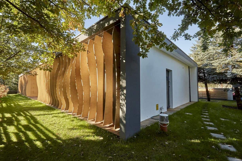 Razor House By 81 Waw Pl Studio 4