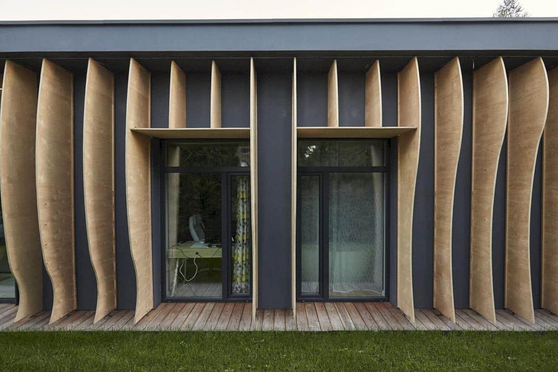 Razor House By 81 Waw Pl Studio 7