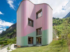 Swiss House Xxxii Rossa By Davide Macullo Architects 6