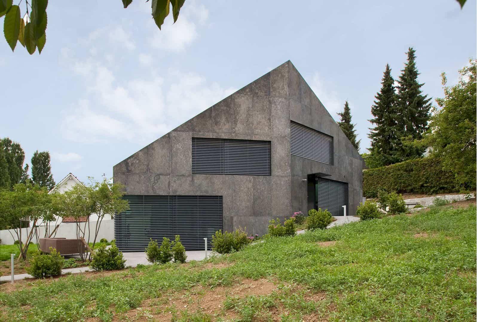 2 EFH Wingert Oberweningen By L3P Architekten 12