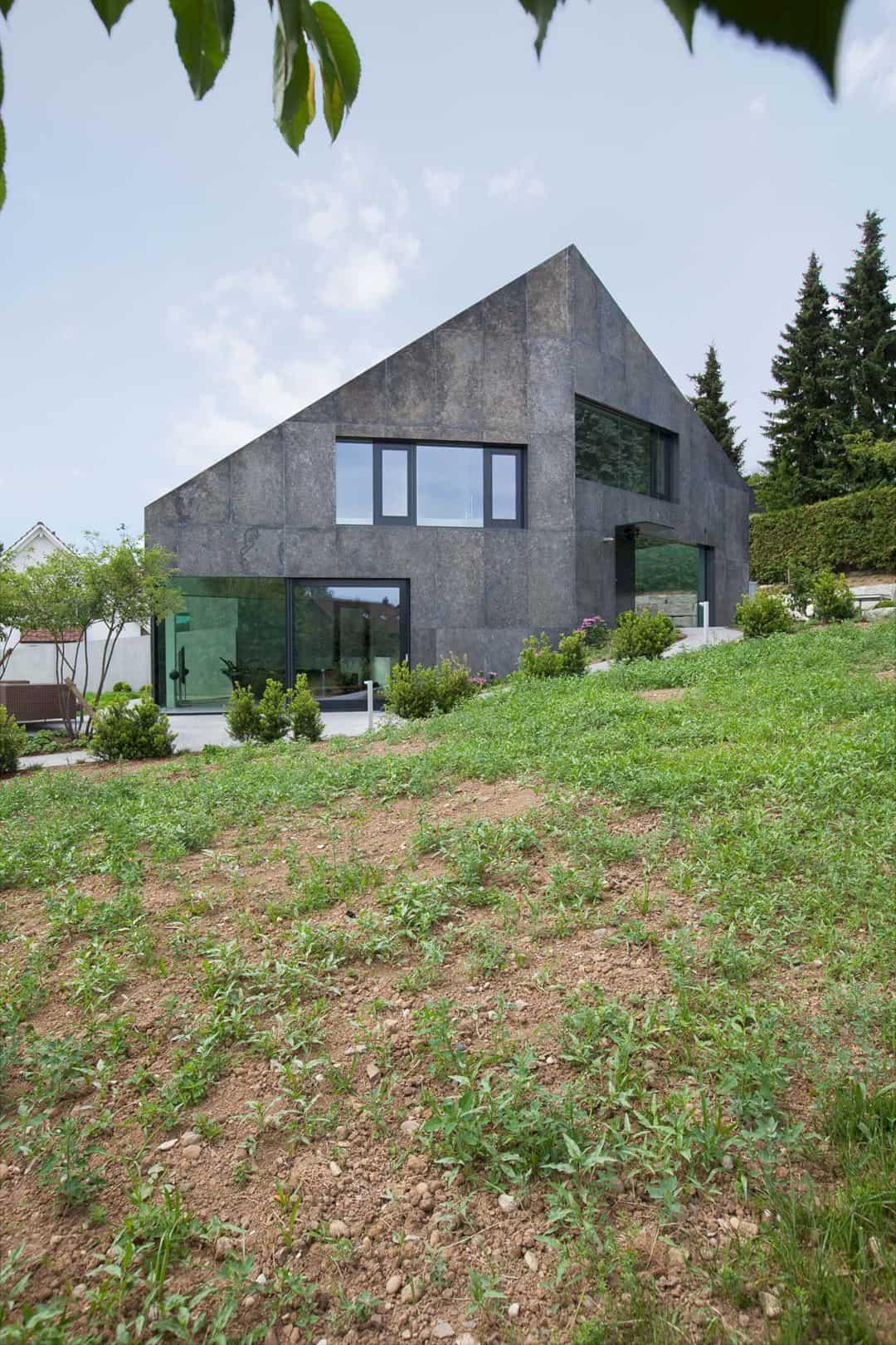 2 EFH Wingert Oberweningen By L3P Architekten 13