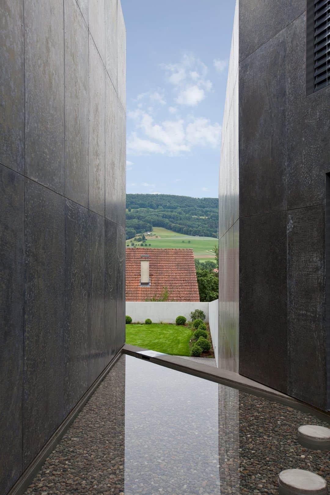 2 EFH Wingert Oberweningen By L3P Architekten 15
