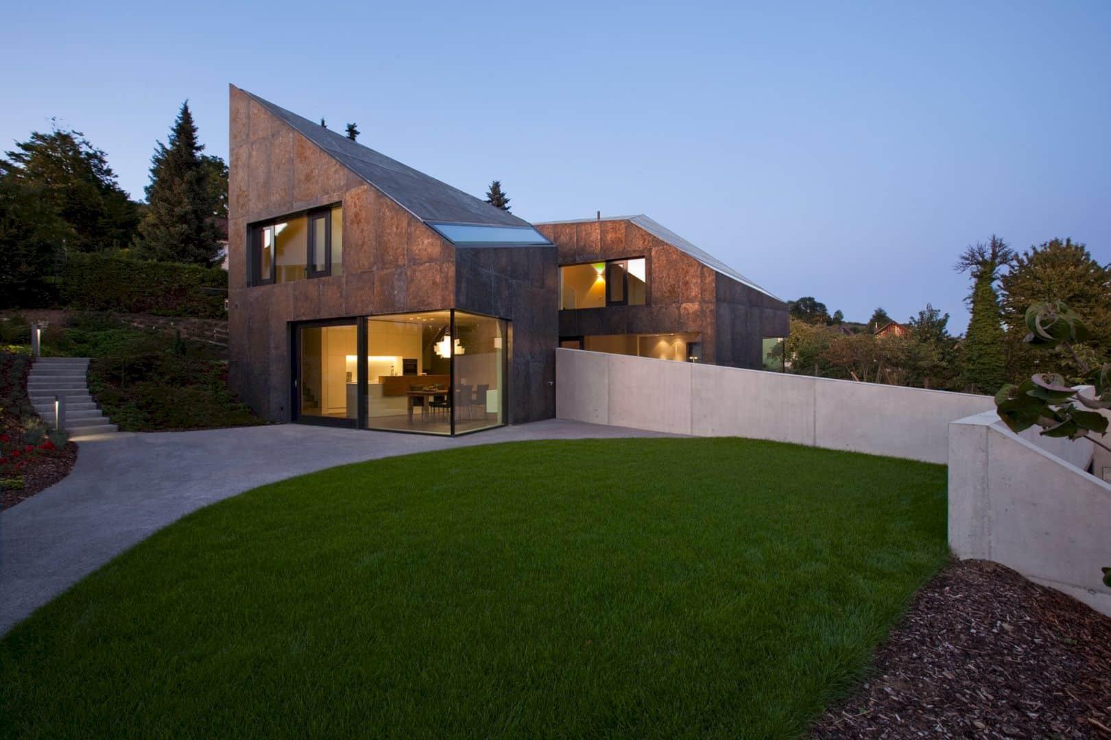 2 EFH Wingert Oberweningen By L3P Architekten 22