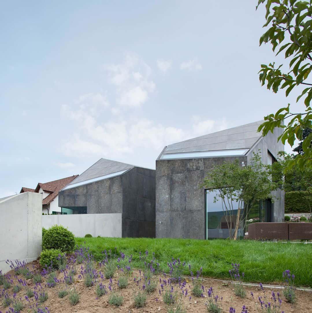 2 EFH Wingert Oberweningen By L3P Architekten 9