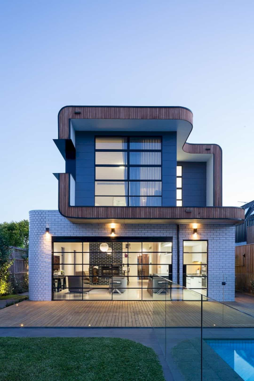 Brighton House By Jost Architects 6