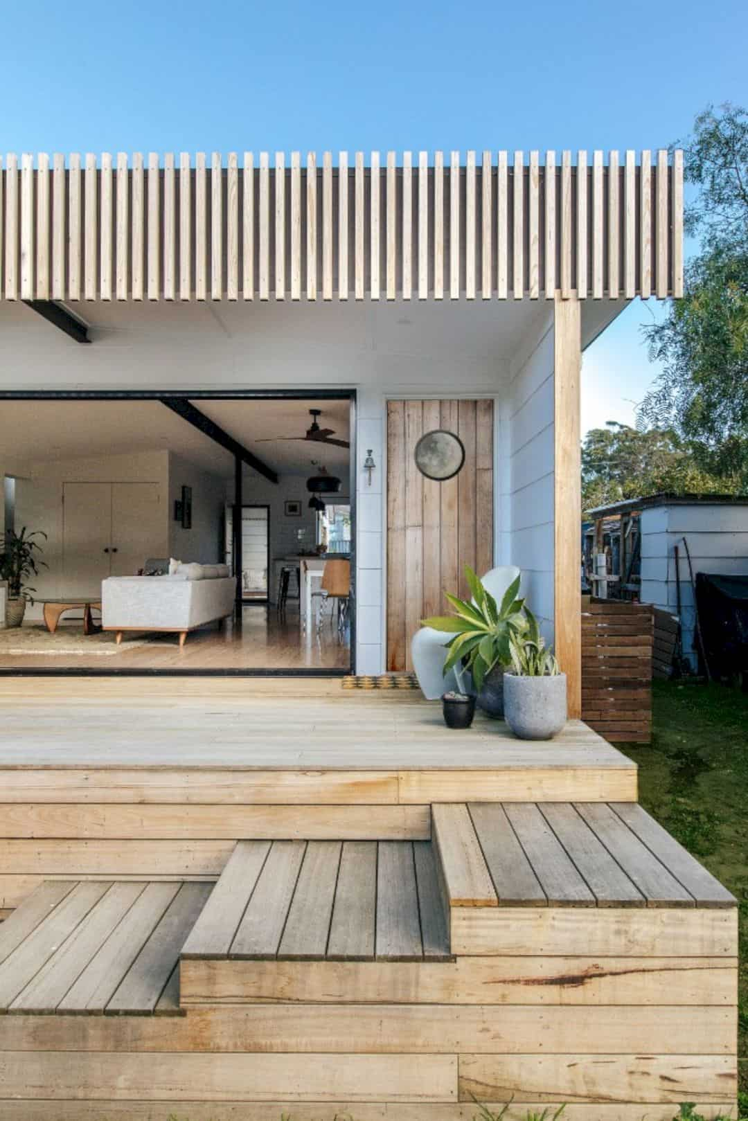 Burrill Lake House By Jost Architects 12