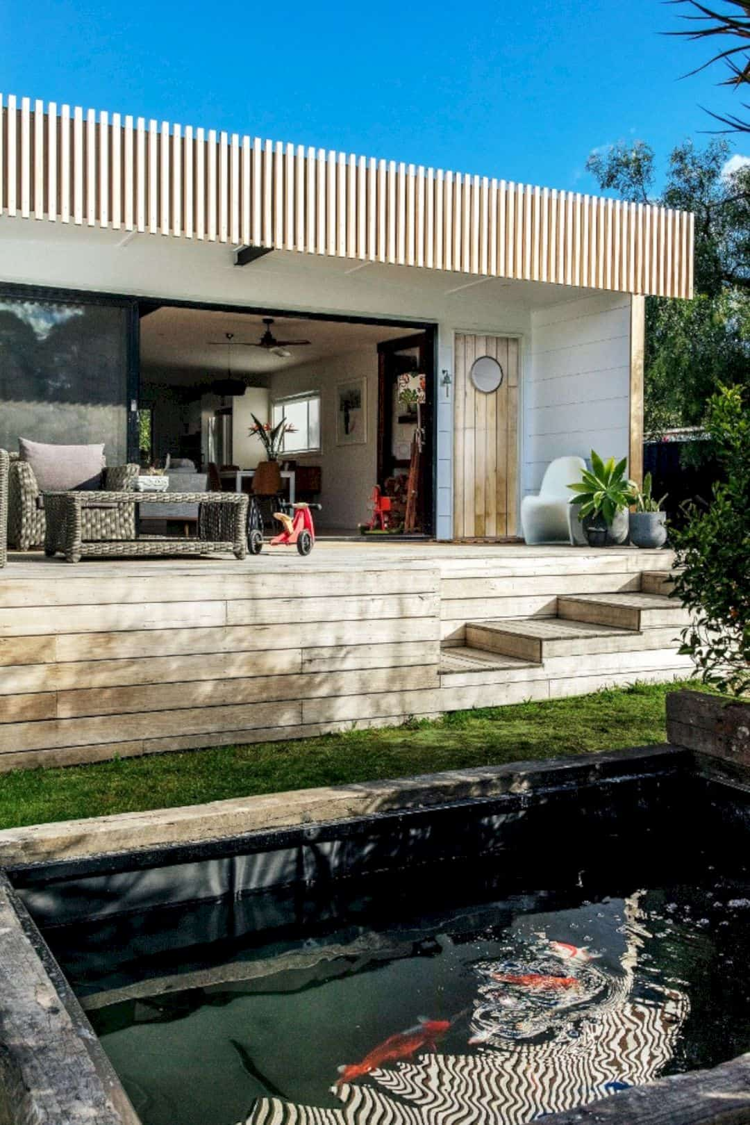 Burrill Lake House By Jost Architects 16