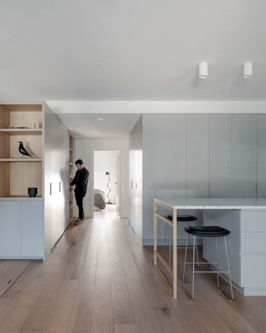 Carlton Apartment By Tom Eckersley Architects 4