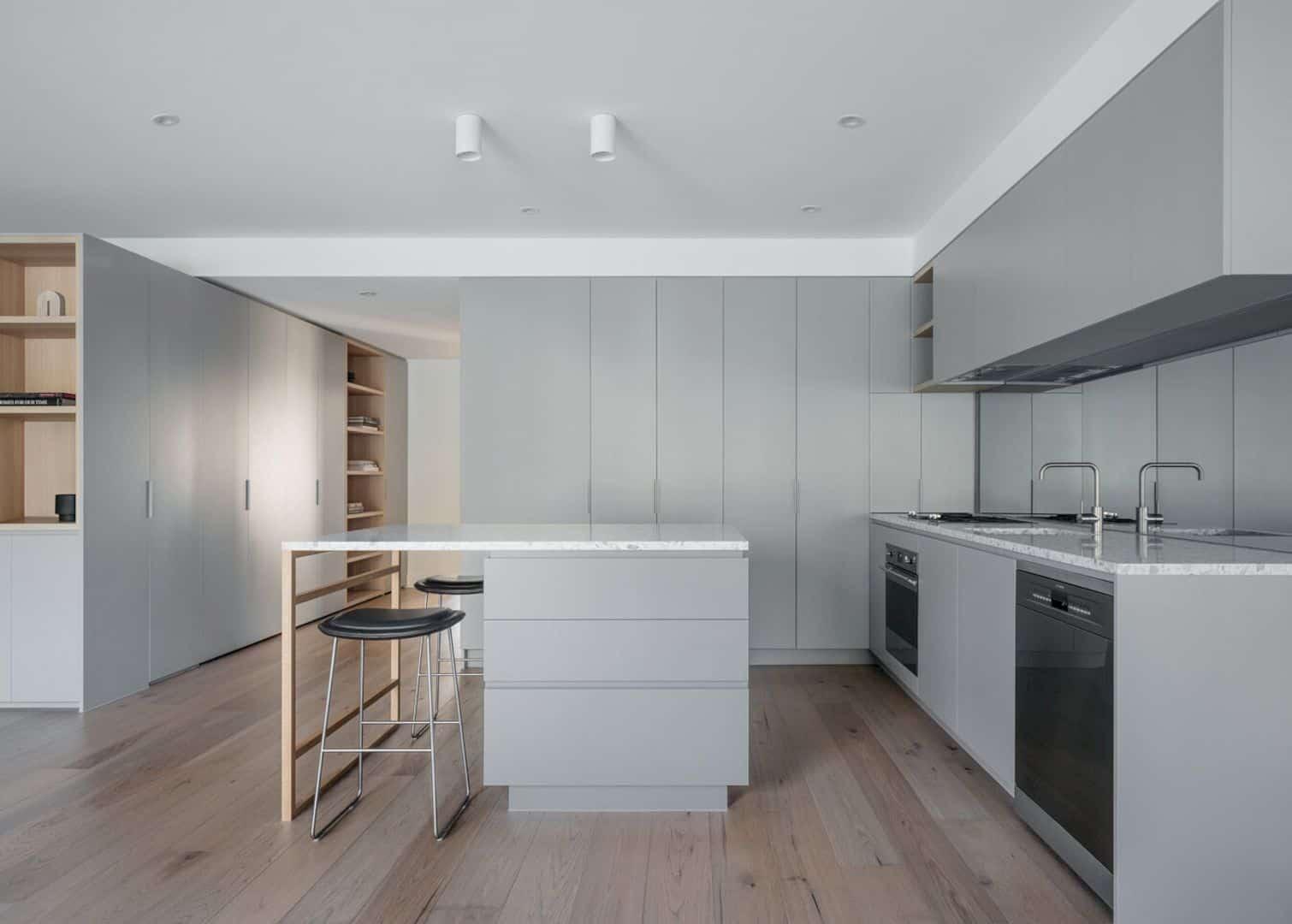 Carlton Apartment By Tom Eckersley Architects 9