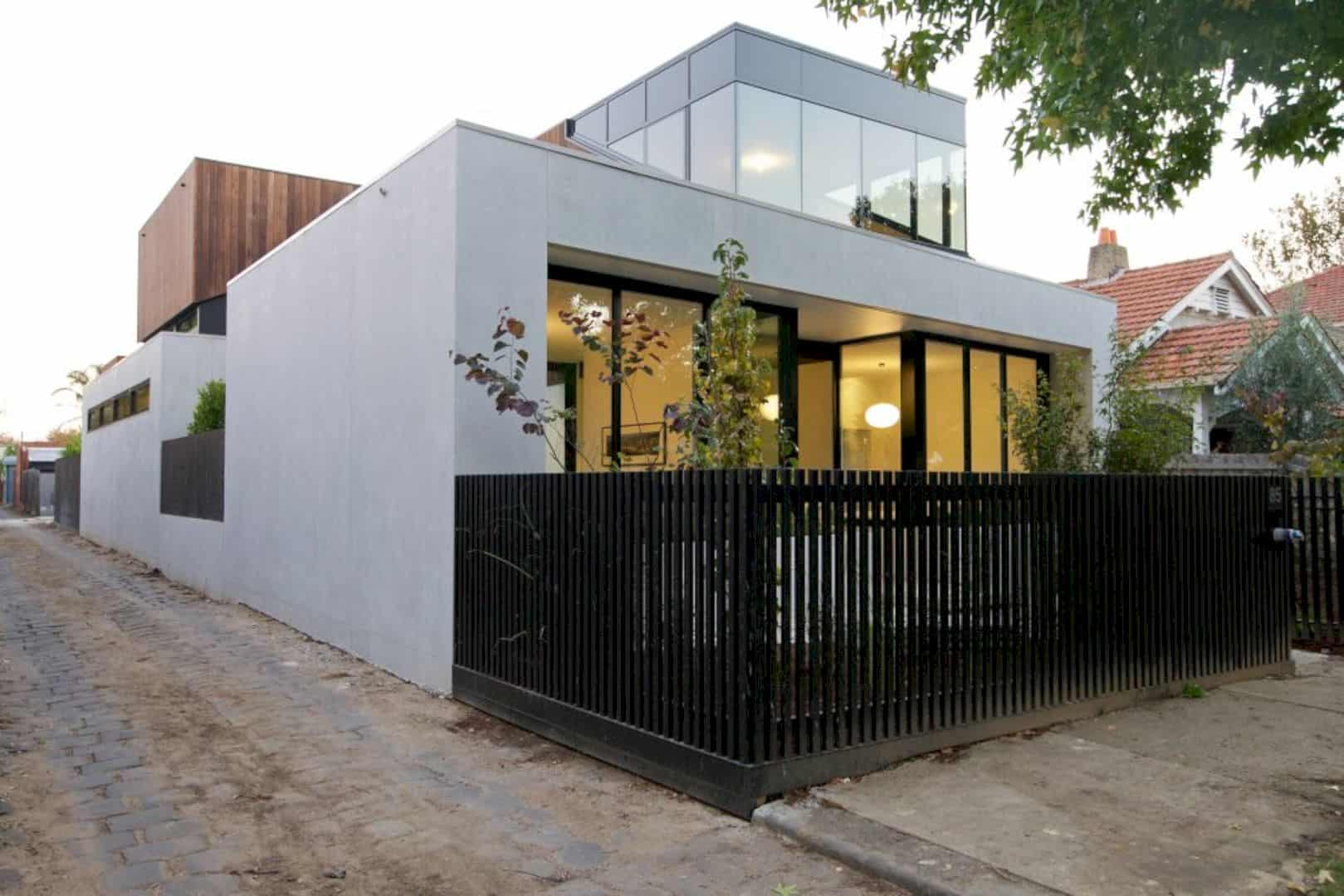 Elwood House By Jost Architects 16