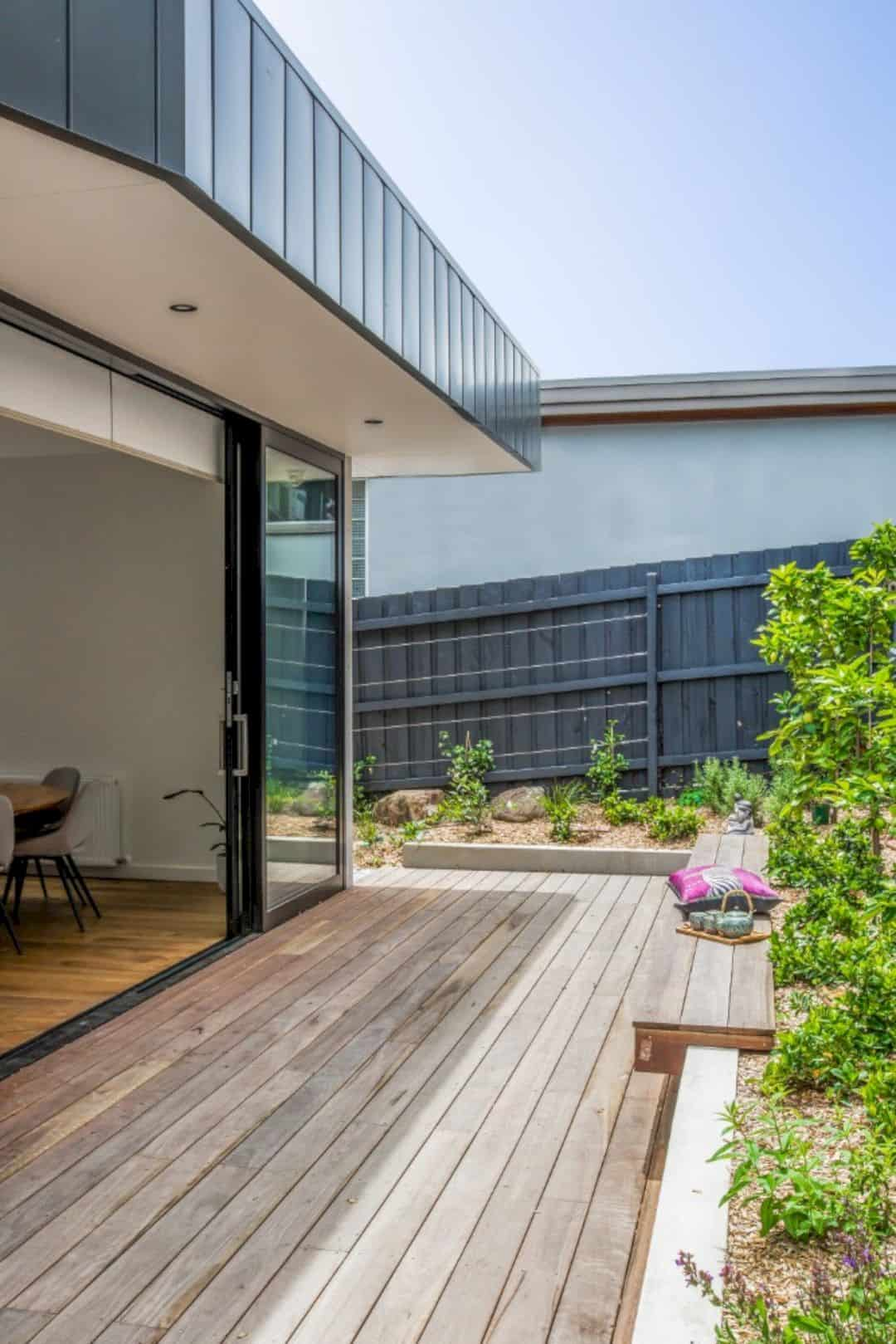 Kew East House By Jost Architects 13