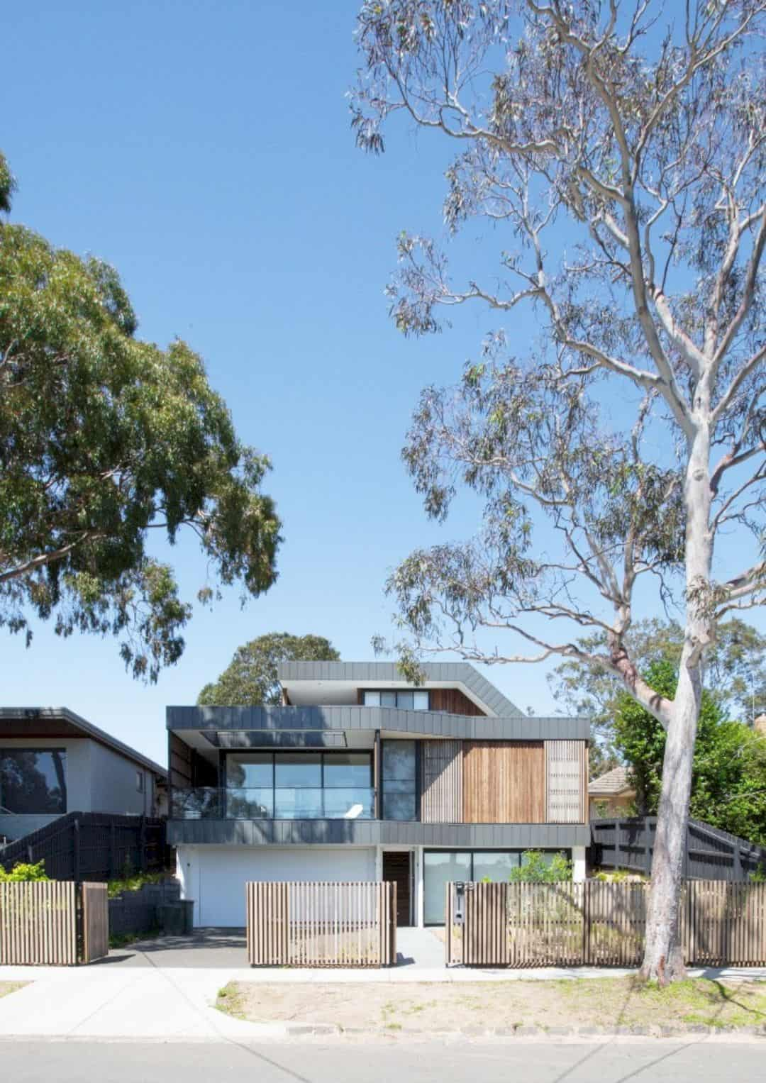 Kew East House By Jost Architects 15