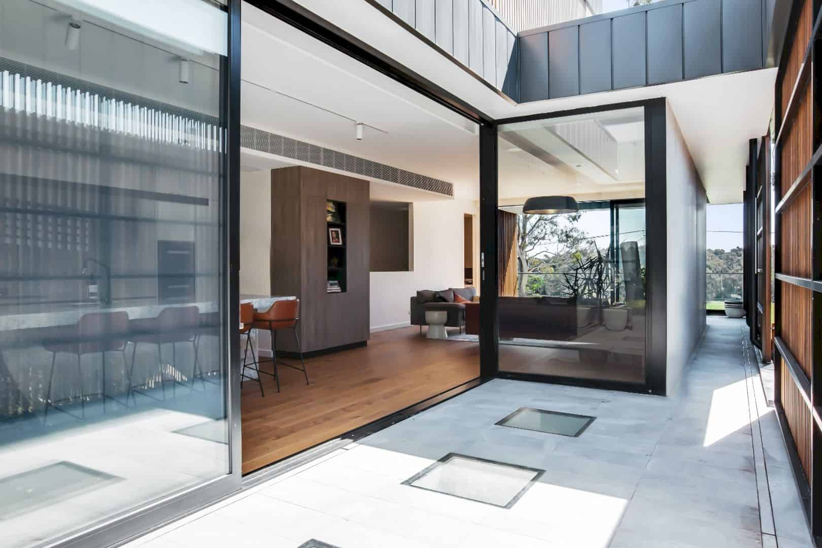 Kew East House By Jost Architects 16