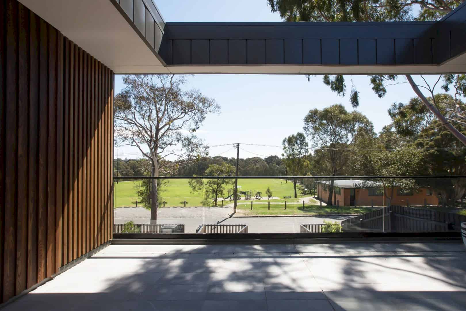 Kew East House By Jost Architects 19