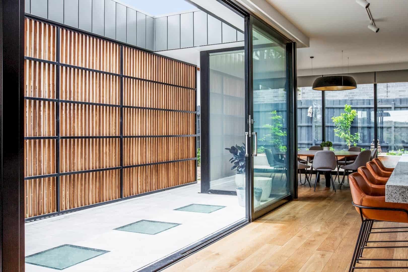 Kew East House By Jost Architects 21