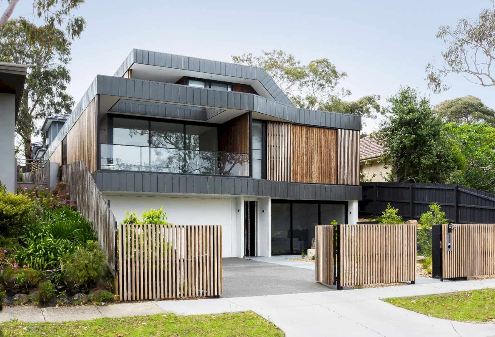 Kew East House By Jost Architects 22