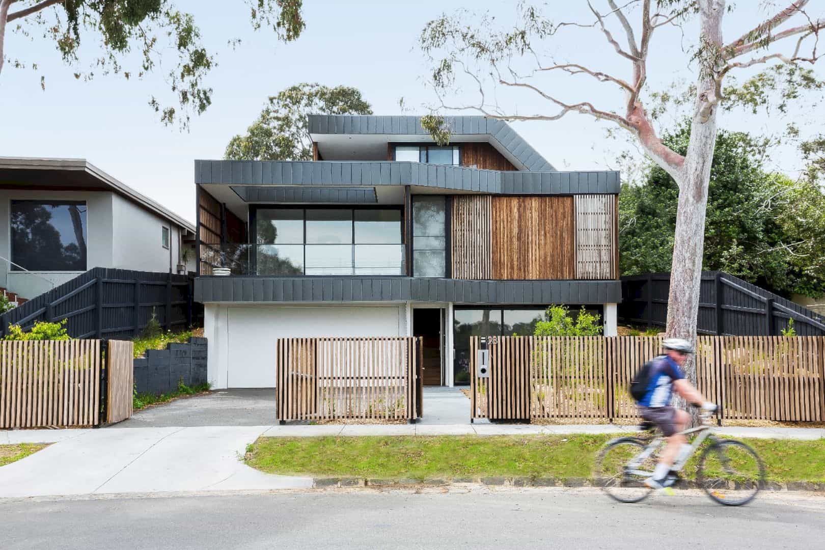 Kew East House By Jost Architects 23
