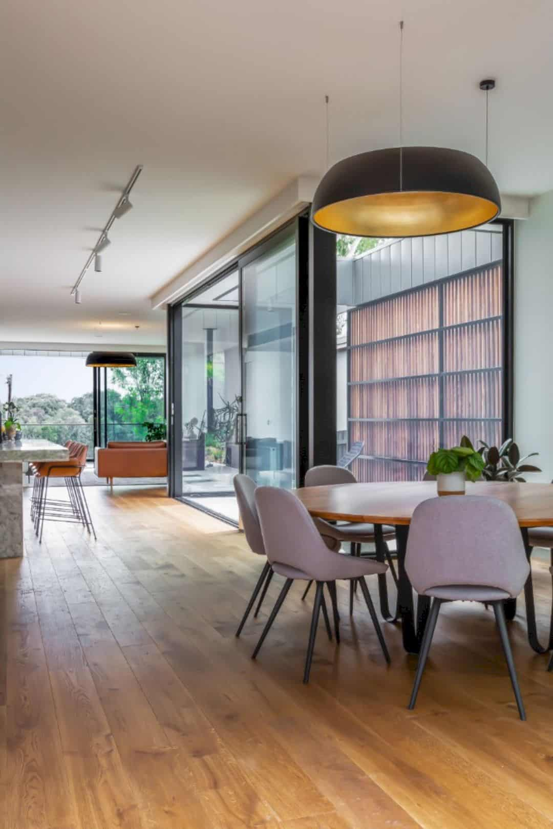 Kew East House By Jost Architects 4