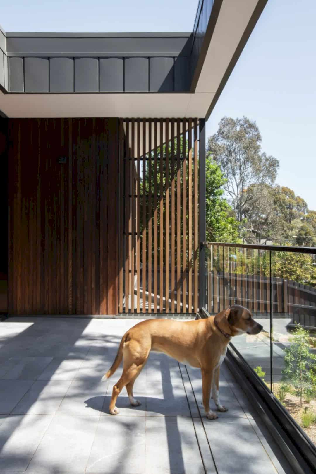 Kew East House By Jost Architects 6