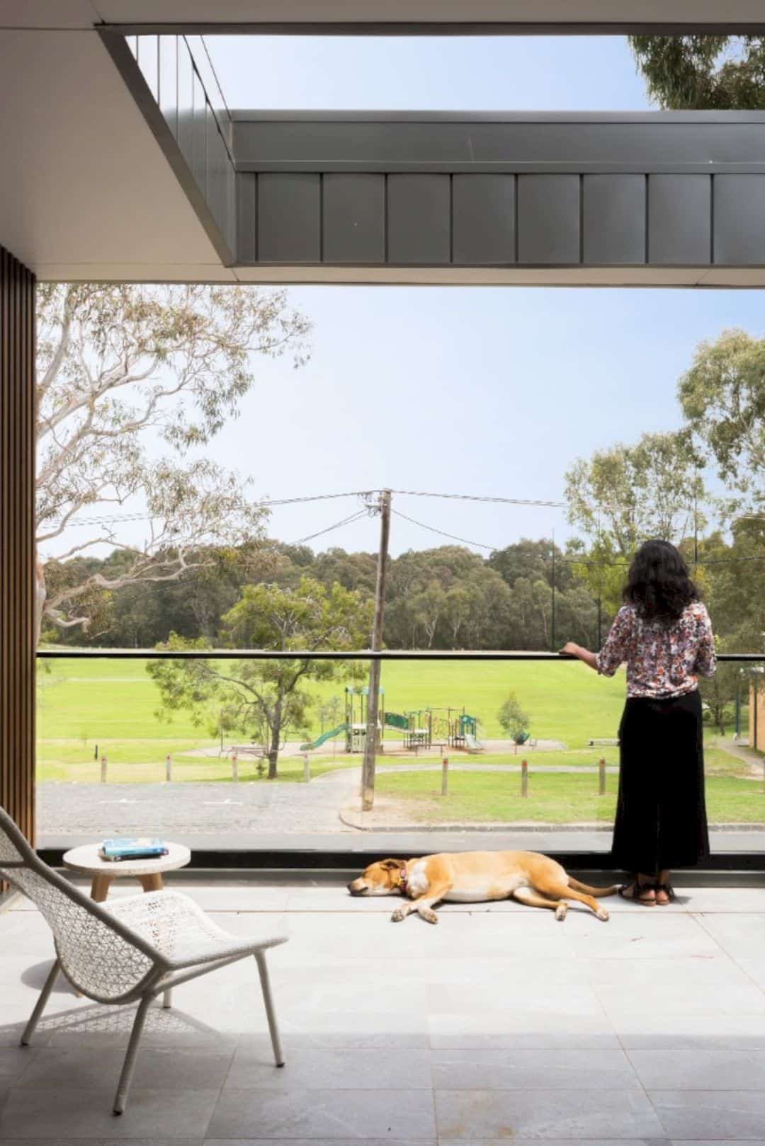 Kew East House By Jost Architects 8